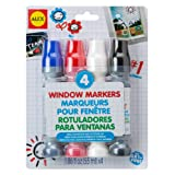 ALEX Toys - Active Play Window Markers for Glass Surfaces, 741-4