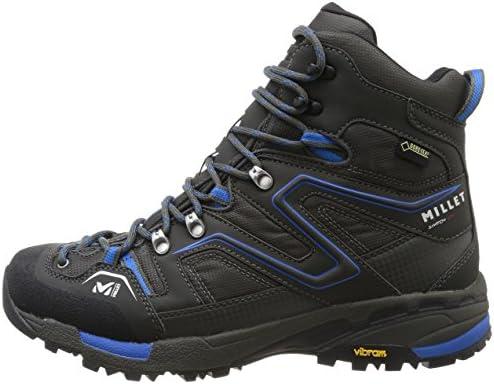 Millet Switch GTX - Calzado de Zapatillas de Senderismo para Hombre, Color Gris, Talla Talla 8,5: Amazon.es: Zapatos y complementos