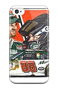 Protective Tpu Case With Fashion Design For Iphone 6 4.7 (dale Earnhardt Jr)