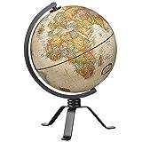 Replogle Globes Mackie Globe, Antique Ocean, 9-Inch Diameter