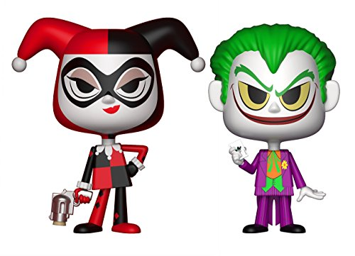 Funko VYNL: DC- Harley and Joker Collectible Figure -  25528