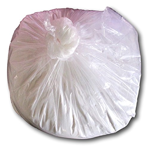 Bulk 50 lb. Bag of Bubble Bandit Dishwasher Detergent. Economical- Up to 800 wash cycles out of every 50 lb. bag. by Bubble Bandit