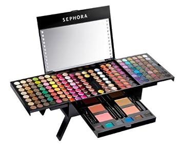 sephora makeup kit box. sephora studio blockbuster palette makeup kit 2011 box o