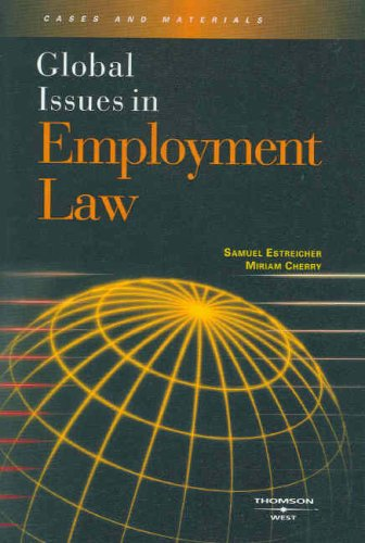 Global Issues in Employment Law