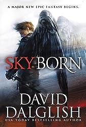 Skyborn (Seraphim Book 1)