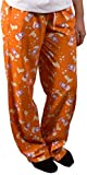 Late Night Snacks Popcorn and Butter Unisex Pajama Pants With Pockets - Large
