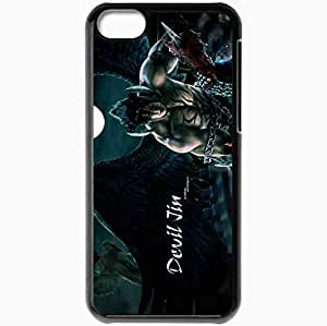 Personalized iPhone 5C Cell phone Case/Cover Skin Andr1ano Ya Ru Black