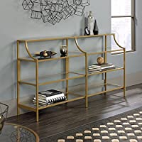 Sauder Intl Lux Console Table