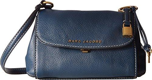Marc Jacobs Mini (Marc Jacobs Women's Mini Boho Grind Bag, Blue Sea, One Size)