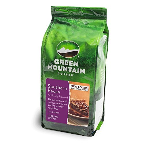 Green Mountain Southern Pecan, Ground Coffee, 12oz. - Southern Ground