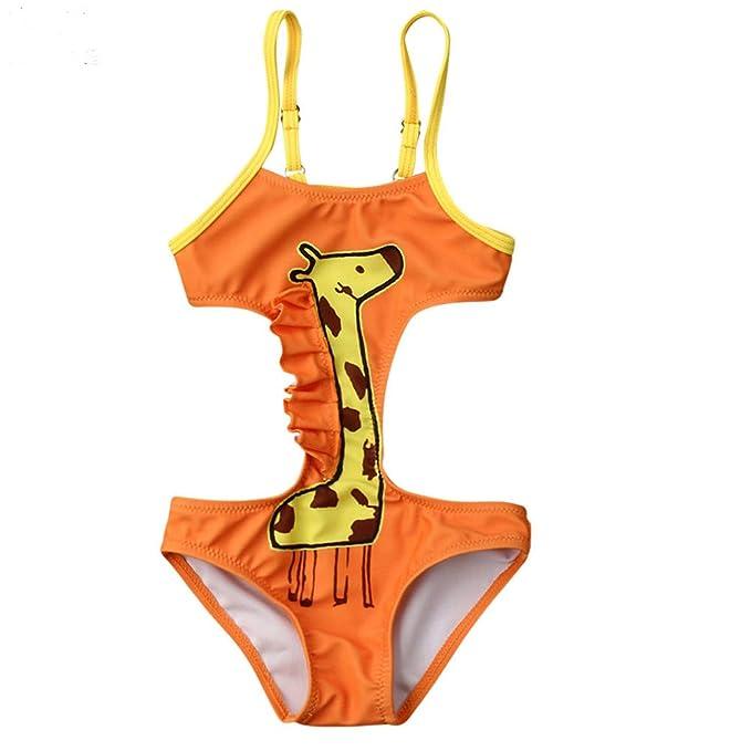 Amazon.com: Traje de baño mono de playa con correa de ...