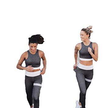 ZWGYQ Europeo y Americano Mujer Sexy Backless Yoga Deportes ...