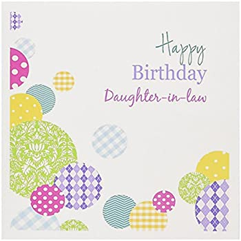 Amazon Daughter In Law Truly Perfect Nice Verse Happy Birthday