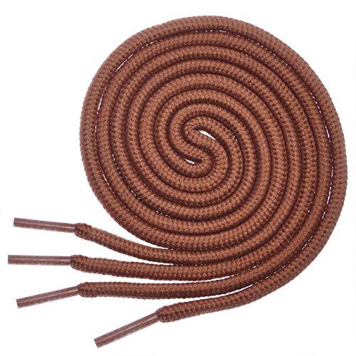 - BIRCH's Round Shoelaces 27 Colors 3/16