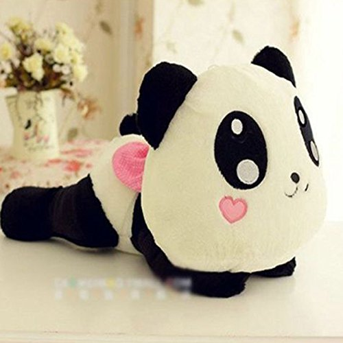 "HOT Cute Plush Doll Toy Stuffed Animal Panda Pillow Quality Bolster Gift 20cm 8"""