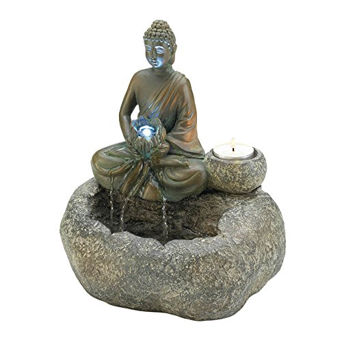 Koehler 10017965 10.25 Inch Buddha Tabletop - Tiffany Co Outlet And Store