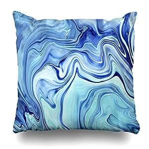 Amazon.com: Ahawoso - Funda de almohada con diseño de chal ...