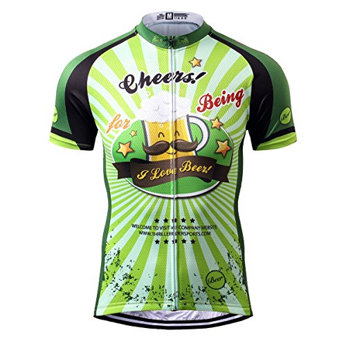Thriller Rider Sports Mens Cheers for Being Outdoor Sport...