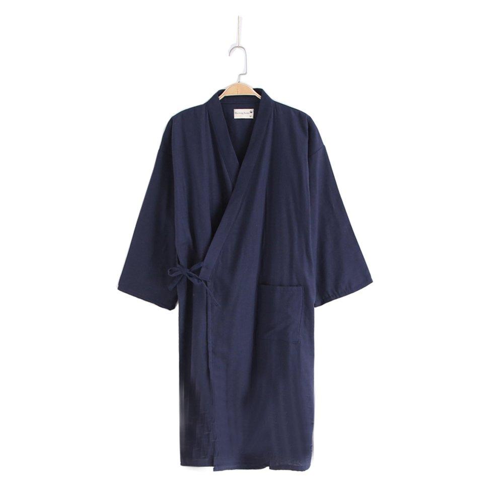 Fancy Pumpkin Yukata degli uomini veste Kimono Robe Khan Steamed Clothing Pigiama # 02 CLO-FIONA1045704-190