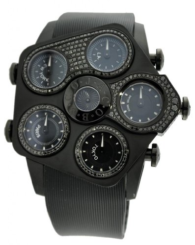 Jacob-Co-Jumbo-Grand-JGR5-29-Black-PVD-Dials-525-mm-215Ct-Diamond-Watch