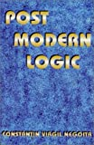 img - for POST MODERN LOGIC by Constantin Virgil Negoita (2002-01-01) book / textbook / text book