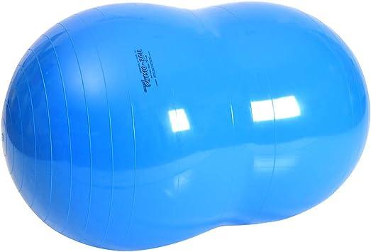 Gymnic Physio-Roll Ballon de gymnastique Doppelball Physioball Yoga Gymnastique