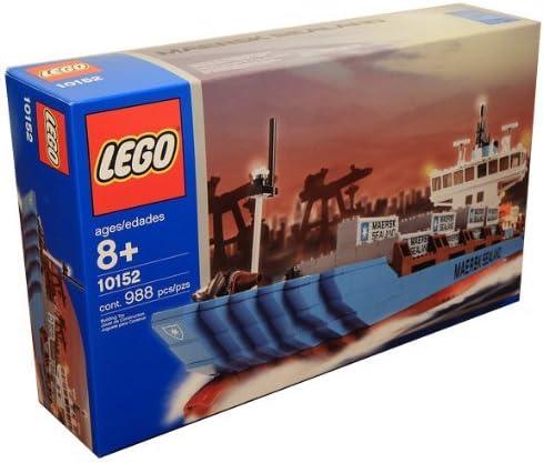 Lego Maersk Sealand Container Ship - Original 2004 Edition