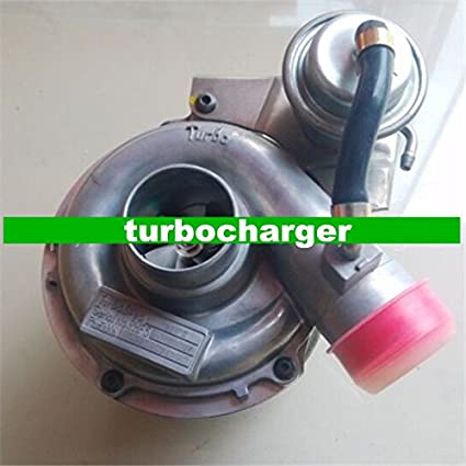 GOWE Turbocompresor para Auto Turbo partes Supercharger eléctrico RHF5 Turbocompresor 8973544234 para D-Max 4JH1 motor: Amazon.es: Bricolaje y herramientas