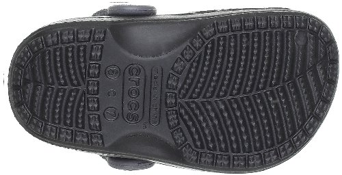 Zuecos Negro dark Clog Crocs Para in Lined Glow the Cars Niños x0COg