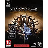 CdKeys.com deals on Middle-earth Shadow of War Gold Edition for PC