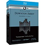 Masterpiece: Downton Abbey Seasons 1-4 [Blu-ray]