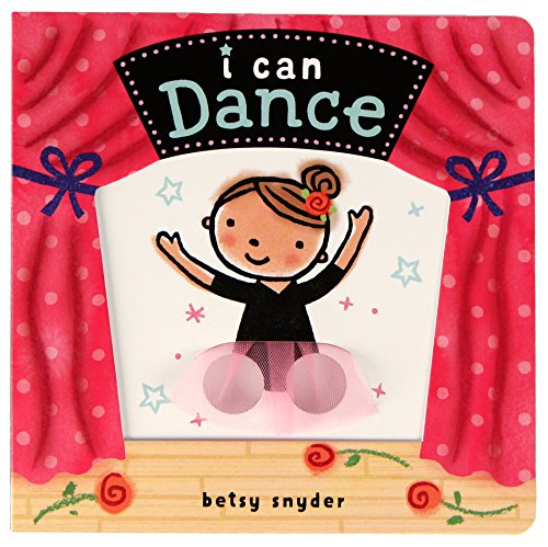 Ballerina Baby Book - I Can Dance