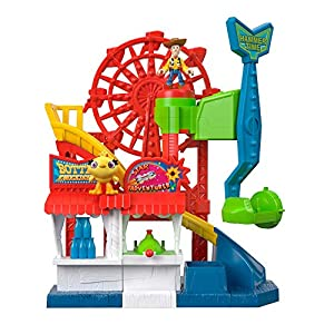 Best Epic Trends 51w6%2Bf6VklL._SS300_ Fisher-Price Disney Pixar Toy Story 4 Carnival Playset