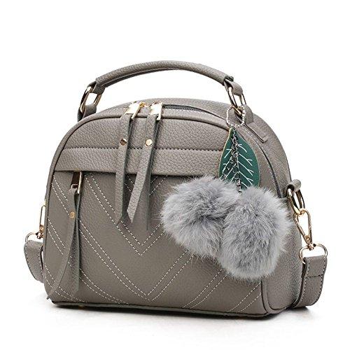 hombro bandolera Bolsa un Conocimiento sola B de de de Ambiente Bolso elegante sencillo moda hombro de cien vueltas solo D ocio personalizada bolso wXqvvR5O