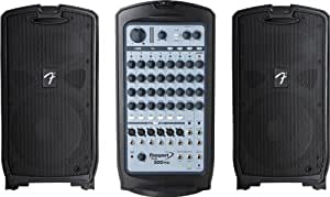 Fender Passport 500 PRO PA System with Mixer and Speakers