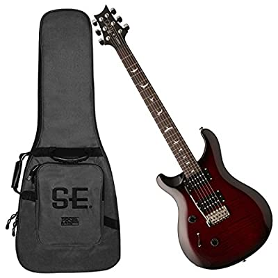 PRS Guitars CU4LFR Solid-Body Electric Guitar