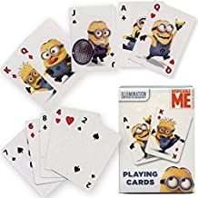 1 X Despicable Me Minions Jumbo Playing Cards