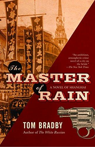 The Master of Rain (Shanghai Warrior Ship)