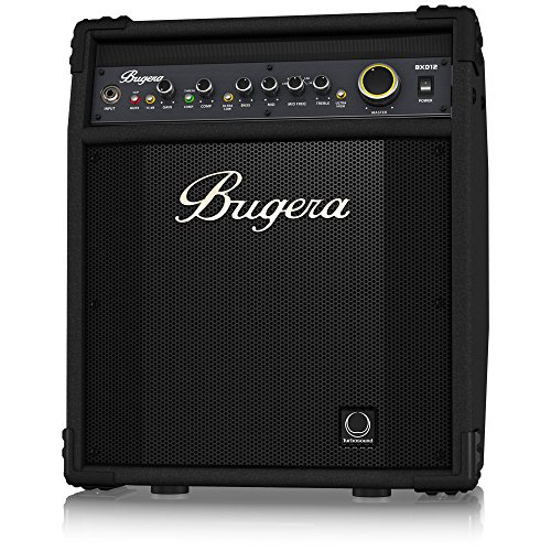 Amplifier Bass 150w - BUGERA BXD12 1000-Watt 2-Channel Bass Amplifier with 12