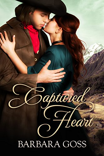 Book: Captured Heart by Barbara Goss