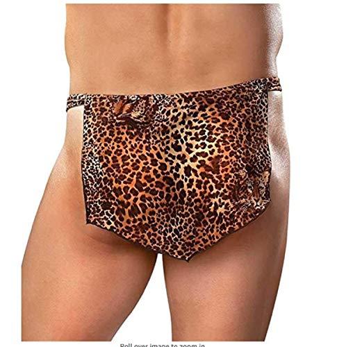 8ef2b815876f Tarzan Thong in Leopard Print - Buy Online in Oman. | Apparel ...