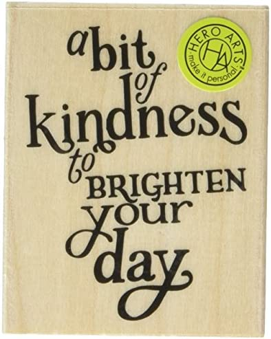 Hero Arts CL911 Clear Stamps Acts of Kindness