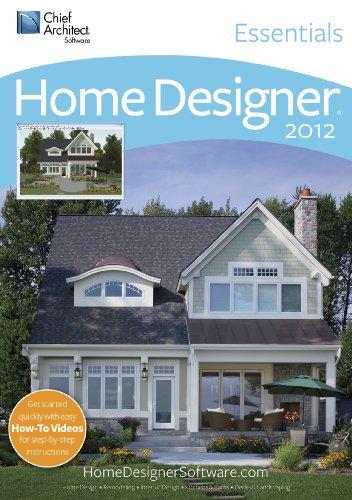 Home Designer Essentials 2012 [Download] by Chief Architect