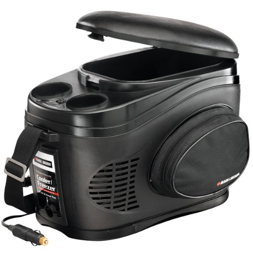 Black Decker Thermo Electric Travel Cool Box Car Camping