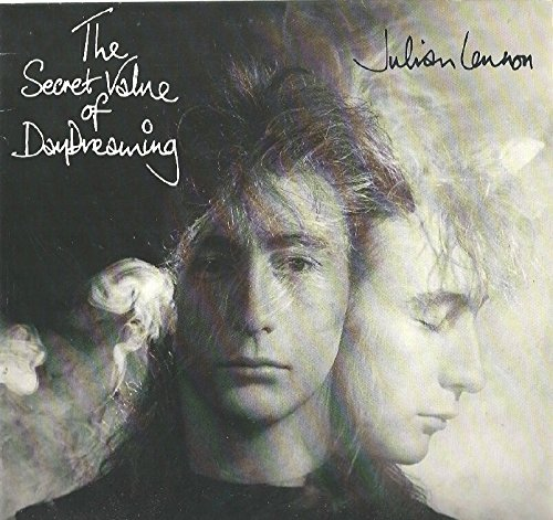 Julian Lennon: The Secret Value Of Daydreaming LP NM USA Atlantic 78 06401 (Julian Lennon The Secret Value Of Daydreaming)