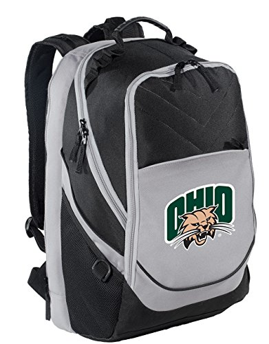 Broad Bay Ohio University Backpack Ohio Bobcats Laptop Computer Bag
