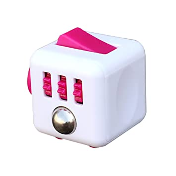 Wodery Fidget Cube Toy Anxiety Attention Stress Relief For Children