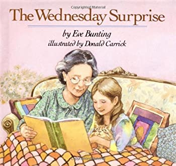 The Wednesday Surprise 0395547768 Book Cover