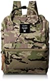 anello #AT-B0197B small backpack with side pockets camo kahki For Sale