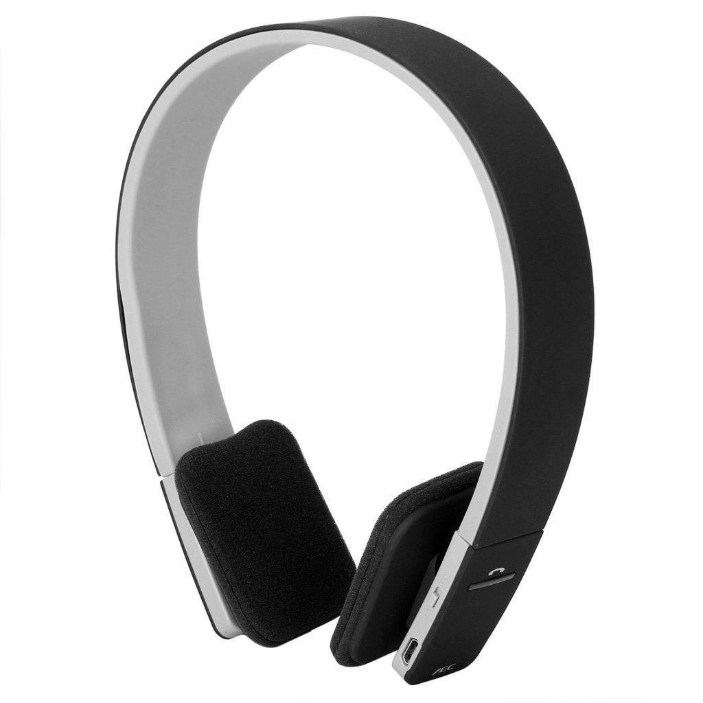 AEC BQ-618 Auricular Inalambrico con Bluetooth Deportes | Estereo Auricular Auricular Microfono para iPhone iPad Samsung HTC Tablet PC (negro): Amazon.es: ...